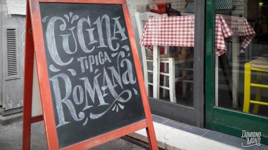 Cucina Tipica Romana