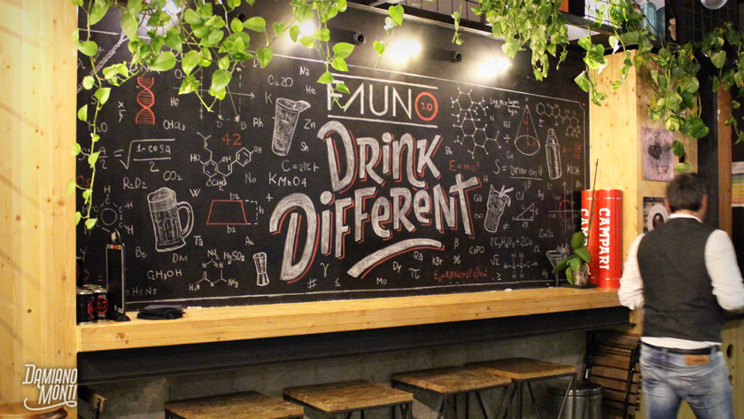 Drink different